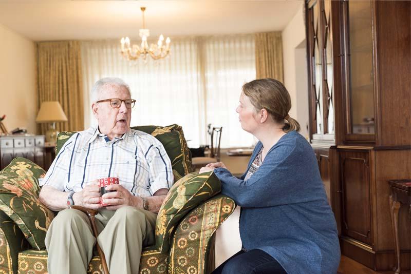 Thuiszorg vacatures waaronder huishoudelijke hulp