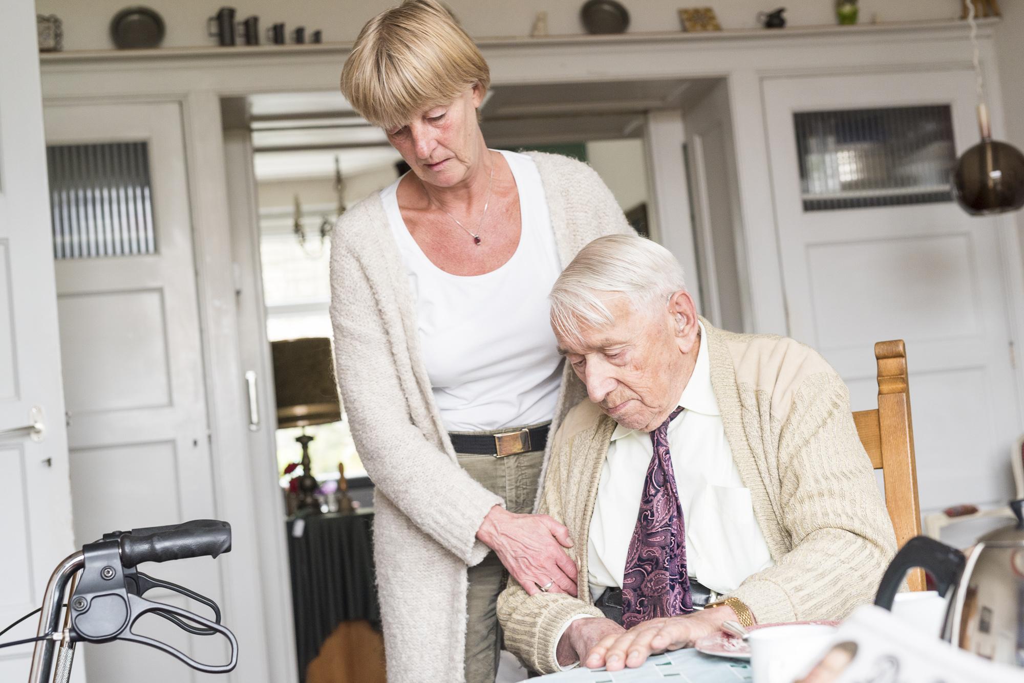 Thuiszorg vacatures waaronder helpende