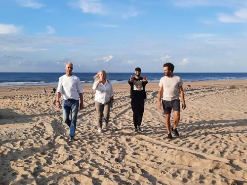 Evita Beach Event wandelworkshop